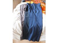 3 pr trousers size 14