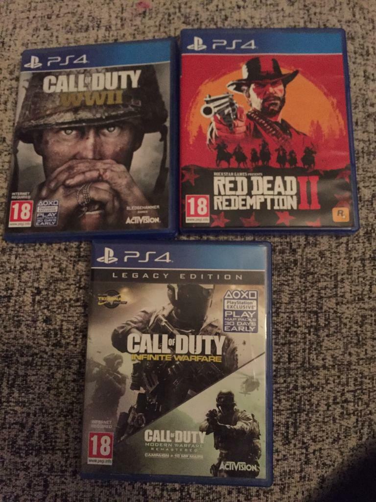 PS4 GAMES | in Pitsea, Essex | Gumtree