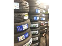 Tyres I fit tyres Part worn from £10 205/55/ 16 £35 195/ 65/15 £35 245 Glasgow road g73 1su