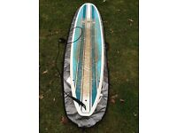 8'6 NSP Surfboard