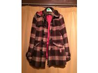 Next Winter Duffle Coat Size 10