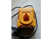 DeWalt DE9116 7.2V - 18V Battery Charger Fully Working £25 ono
