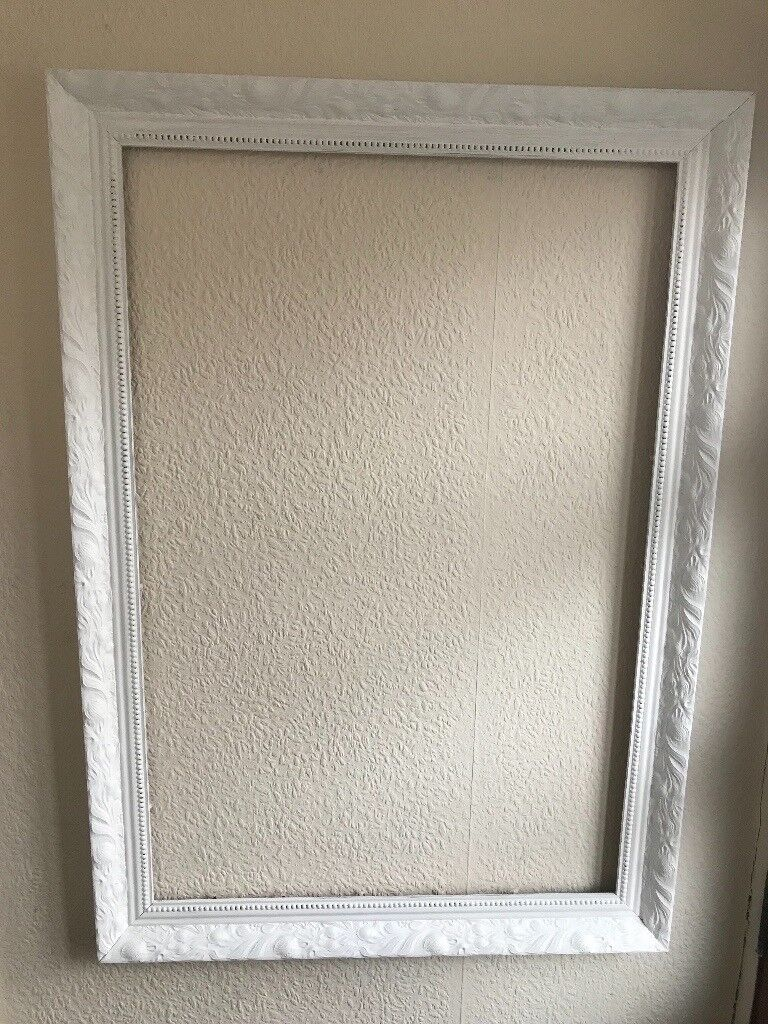 Beautiful shabby chic large picture frame | in Hull, East Yorkshire ...