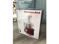 KitchenAid Artisan Juicer (5KVJ0333), Medallion Silver - LIKE NEW, NEVER USED