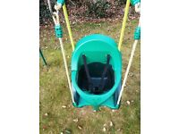 TP childs swing seat
