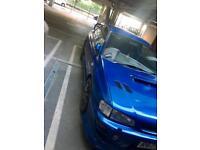 Subaru Impreza P1 tyre R