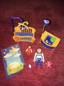 Playmobil Nursery Set with 5 figures