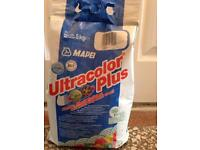 Mapei grout 5kg - 100 white