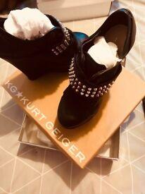 Kurt Geiger size 7 shoes