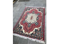 Rug - Great Colours and In good Condition - Size 74in x 47in