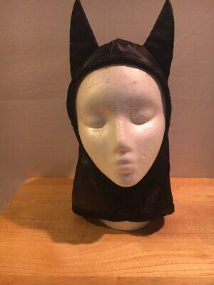 Batman Costume Canada (Creative Education of Canada Batman/Spiderman Soft Hat Costume One Size      )