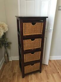 Solid wood drawers very large