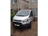 Ford Transit Custom 100 - 65 plate
