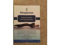 Sleepeezee Duplus Platinum 2600 Luxury Mattress excellent condition