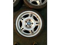 BMW E36 M3 Wheels Replica Style 24 not e46