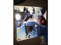 BOXED PS4 500GB FOR SALE £150 o.n.o