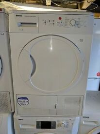 Beko Condenser Dryer (7kg) (6 Month Warranty)