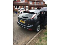 59 plate Ford Focus