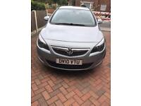 Vauxhall Astra 1.4 turbo sri FOR SALE