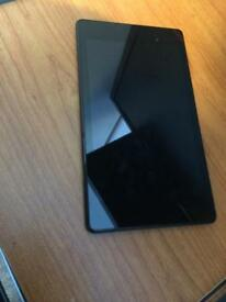 Nexus 7 32gb with charger