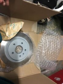 INSIGNIA REAR DISCS 30 POUNDS!!!!!