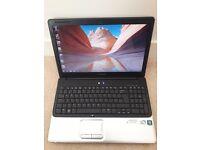 Hewlett-Packard Compaq Presario Windows 7 64bit Boxed Laptop.