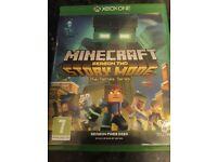 Minecraft Xbox one Story mode 2