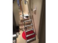 Step ladder 3,3 ft only used once