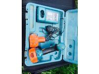 Makita 2 battery drill & charger