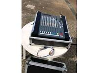 """Allen & Heath PA System and Fantastic (almost new) 15"""" Powered EV Speakers"""