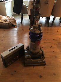 Dyson Hoover dc14 upright Hoover , with brand new car cleaning kit