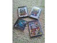 PS2/ PS1 Games