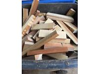 Fire wood hardwood