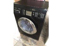 Bosch black addition washer/dryer