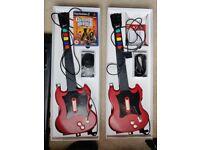 Guitar Hero III + 2 guitars PS2