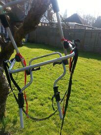 Halfords bike rack suitable for LR Freelander for sale