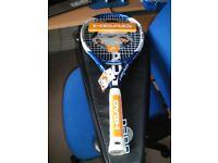 Nano Titanium HEAD tennis racquet