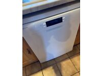 John Lewis dishwasher freestanding JLDWW1327