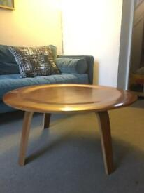 Plywood Eames style coffee table