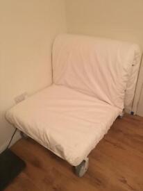 Ikea Lovas single bed chair