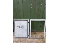 Inspection Cover & Frame (Lockable, Sealed and Galvanised) 675mm x 527mm x 60mm deep