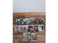 Bundle of 18 xbox 360 games all very good condition and working perfect
