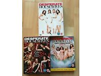 Desperate Housewives DVD Seasons 1, 2 and 3