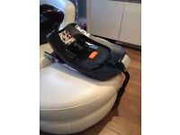 Car seat, high chair and baby walker