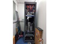 Server cabinet / rack