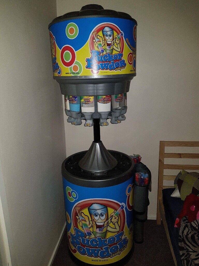 Sherbet Dispenser
