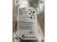 Seagate 500GB HDD SATA 3.5 - Fully data wiped