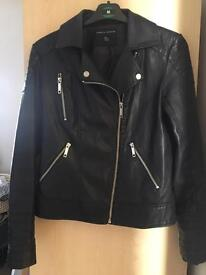 Dorothy Perkins leather jacket