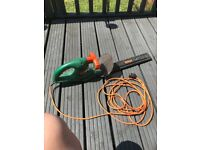 Challenge corded hedge trimmer