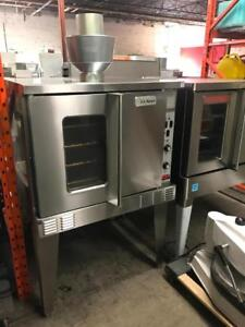 Gas convection ovens ( like new ) only $2195 ! Garland and imperial avaiable